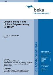 Linienleistungs- und Linienerfolgsrechnung im ÖPNV - newstix