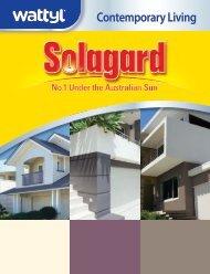 Download Contemporary Living brochure - Wattyl