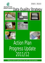 data Quality Strategy Action Plan , item 30. PDF 150 KB