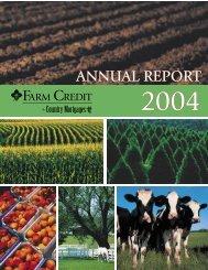 2004 Annual Report - Farm Credit of the Virginias