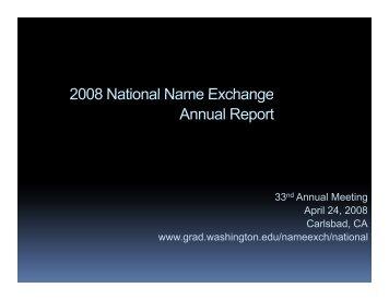 Executive Summary - Graduate School - University of Washington
