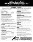 O'NEILL ANGUS FARM - Angus Journal - Page 2