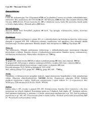 Case IH – Maxxum X-Line 115 Dane techniczne: Silnik ... - Tech-Kom