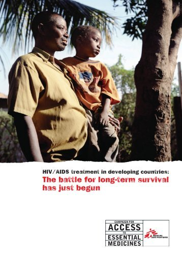 HIV/AIDS treatment in developing countries