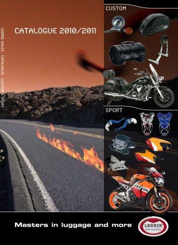 Catalogue 2010/2011 - Ledrie Sales