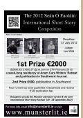 Download - Cork International Short Story Festival - Page 2