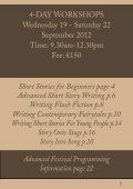 Download - Cork International Short Story Festival - Page 5