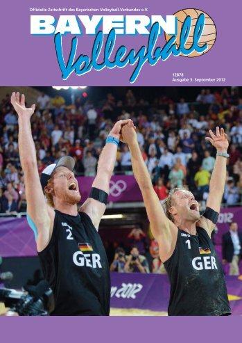 12878 Ausgabe 3 - Bayerischer Volleyball-Verband - Volley.de
