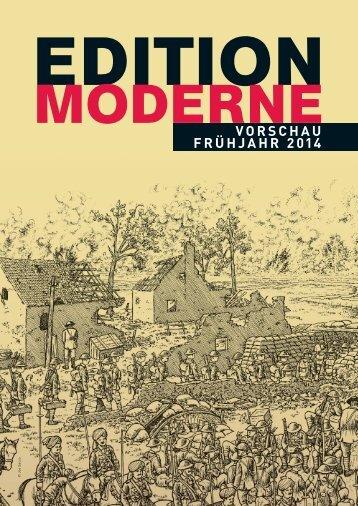 Downloaden - Edition Moderne