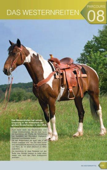 DAS WESTERNREITEN - Le monde du cheval
