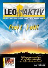Einklang zum Jahresausklang: die unglaublich ... - leoaktiv.de