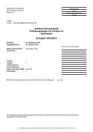 Schüler an Gymnasien [Download,*.pdf, 0,12 MB] - Statistisches ...