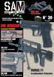 SAM 30.indd - Cybergun