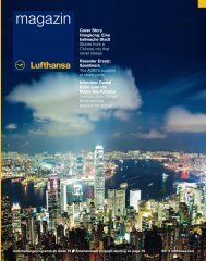 Cover Story Hongkong: Eine hellwache Stadt Stories from a ...