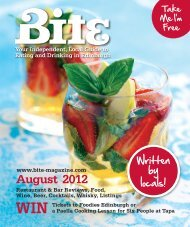 Download August 2012 - Bite Magazine