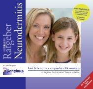Ratgeber NEURODERMITIS - Alles rund ums Baby