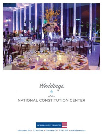Weddings - National Constitution Center