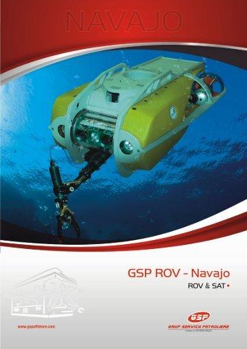 GSP ROV - Navajo