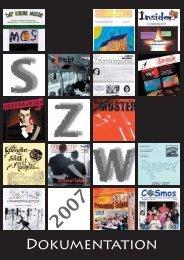 Schülerzeitungswettbewerb 2007 - Jugendpresse Hessen