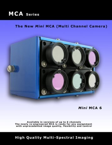 Mini MCA - Brochure - Tetracam