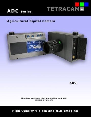 Download the ADC Brochure - Tetracam
