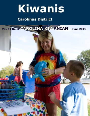 International News - Carolinas District Kiwanis