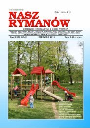 czerwiec PDF - Nasz Rymanów