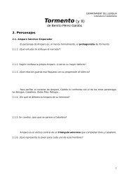 Tormento (y II) - F-eines