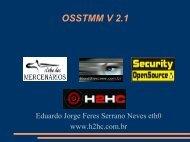 OSSTMM V 2.1 - H2HC
