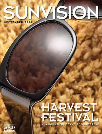 to download the September 2008 Sunvision ... - 20/20 Magazine