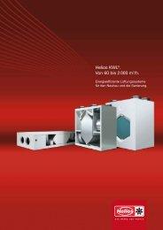 Helios KWL-Katalog / 12.2011 - Helios Ventilatoren AG