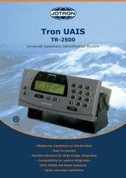 Tron UAIS TR-2500 - SiiTech
