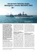 Søværnsorientering nr. 3 / 2002 - Marinehistorisk Selskab og ... - Page 3