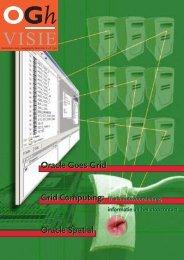 OGh Visie 2003 december - Oracle Gebruikersclub Holland