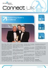 Connect UK - Issue Q2 2010 - Bilfinger Industrial Services - Home
