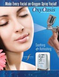 Make Every Facial an Oxygen Spray Facial!