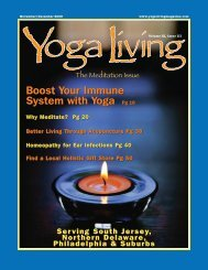 Boost Your Immune System with Yoga - Yoga Living Magazine