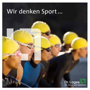 Aufbauformel - Dr. Loges und Co. GmbH