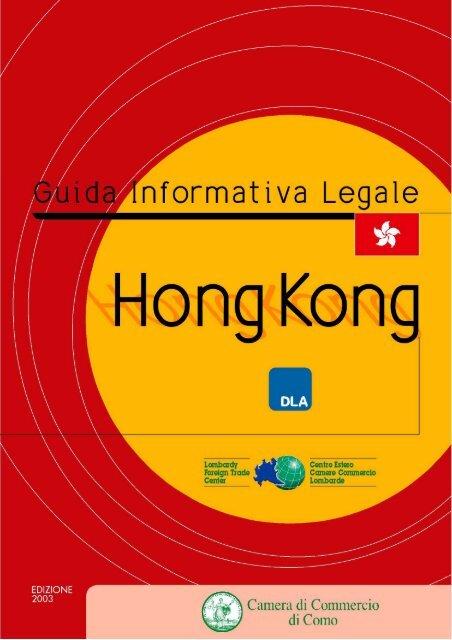 Hong Kong - Camera di Commercio