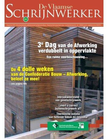 Vlaamse Schrijnwerker_augustus_2010.pdf - Magazines Construction