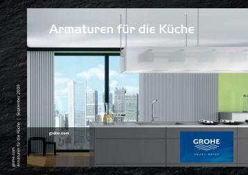 Grohe Armaturen fuer die Kueche - Louis Müller GmbH