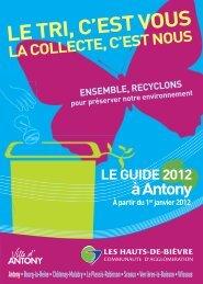 Télécharger le guide du tri au format PDF (9,58mo) - Ville d'Antony