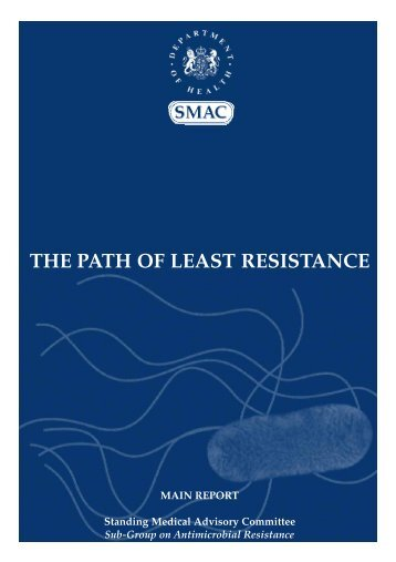 THE PATH OF LEAST RESISTANCE - Antibiotic Action
