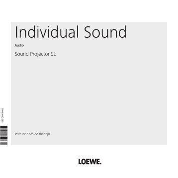 Individual Sound - Novomusica