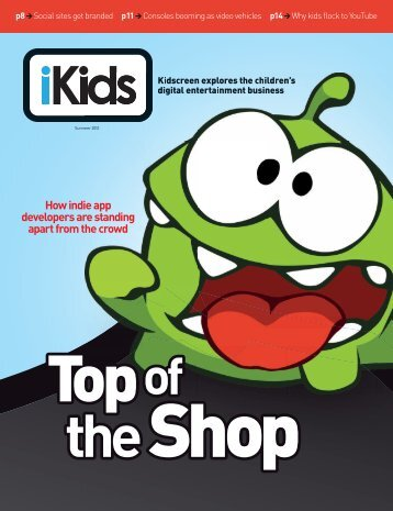 How indie app developers are standing apart from the ... - Kidscreen