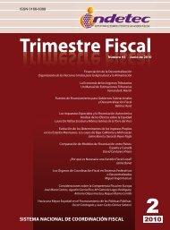 Trimestre Fiscal 2 - Indetec