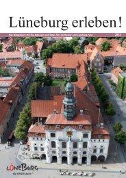 Das Bürgerbuch mit Top-Adressen und Tipps für Lüneburger und ...