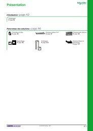 Présentation - e-Catalogue - Schneider Electric