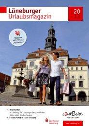 Lüneburger Urlaubsmagazin