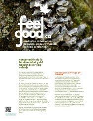 conservación de la biodiversidad y del hábitat de la vida salvaje
